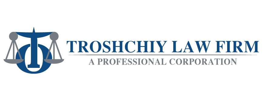 Troshchiy Law Firm Attorney | Law attorneys serving the Los Angeles Area